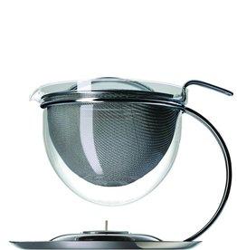 mono - filio, Teekanne 1,5l mit integriertem Stövchen