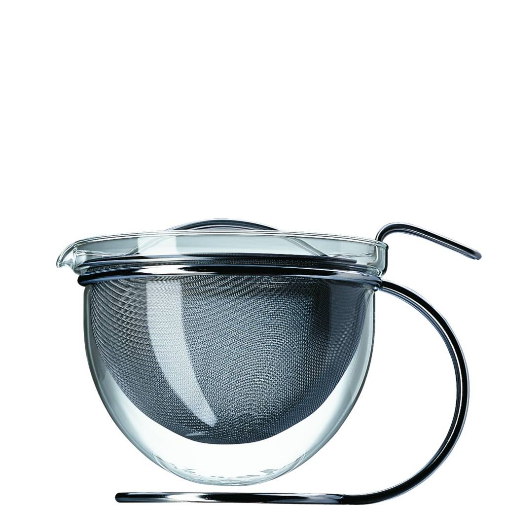 mono - filio, Teekanne 1,5l rundes Gestell