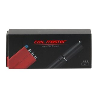 Coil Master Coil Master V4 Coiling Set (6-in-1)