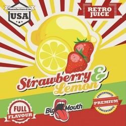 Strawberry & Lemon Retro Juice Aroma