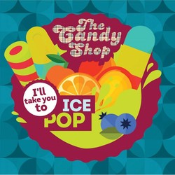 Ice Pop Aroma von The Candy Shop