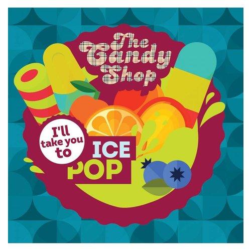 Big Mouth Ice Pop Aroma von The Candy Shop