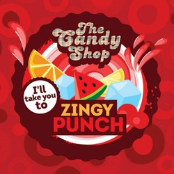 Zingy Punch Aroma aus The Candy Shop