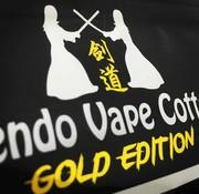 Kendo Vape Kendo Vape Baumwolle - Gold Edition