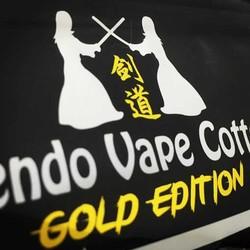 Kendo Vape Baumwolle - Gold Edition