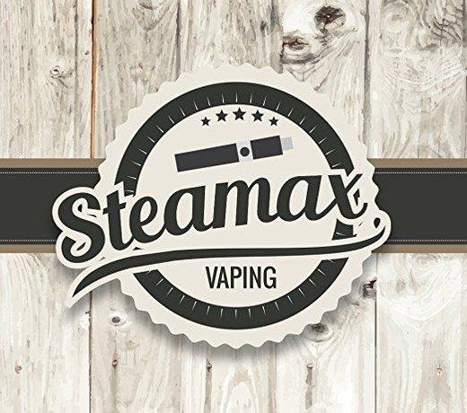 Steamax Vaping e-Zigaretten Produkten-Produced by-Smoke von Mr.Smoke
