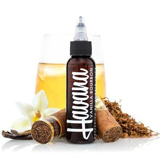 Steam Queen Vanilla Bourbon Tobacco (100ML) PLUS ELIQUID VON HAVANA JUICE CO.