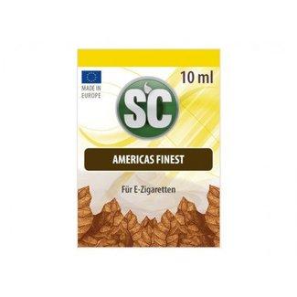 SILVER CONCEPT Americas Finest Tabak - SC SilverConcept Aromen