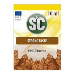 Strong Taste - SC SilverConcept Aromen