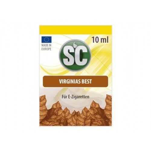 SILVER CONCEPT Virginias Best Tabak - SC SilverConcept Aromen