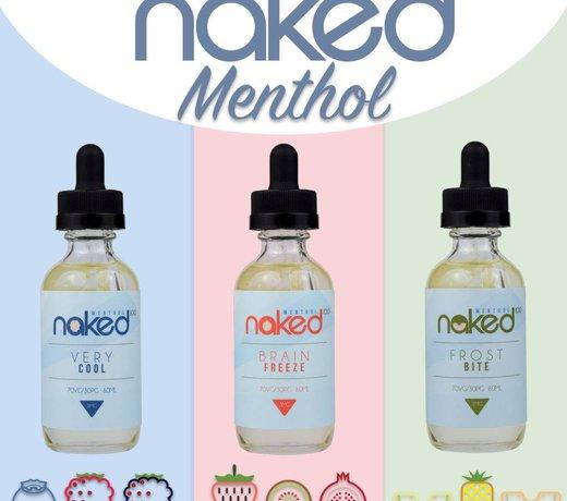 Menthol und Minze oder Ice Geschmack E-Liquid für E-Zigaretten