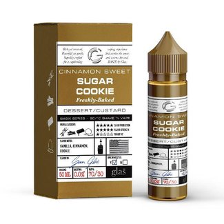 glas Vapor  Glas Basix Series Sugar Cookie 50ml e-Liquid
