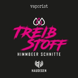 TREIBSTOFF - Himbeer Schnitte - 100ml e-Liquid
