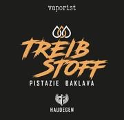 Vaporist TREIBSTOFF - Pistazie Baklava 100ml e-Liquid