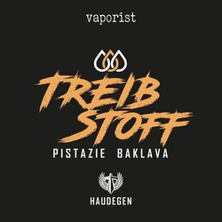 TREIBSTOFF - Pistazie Baklava 100ml e-Liquid