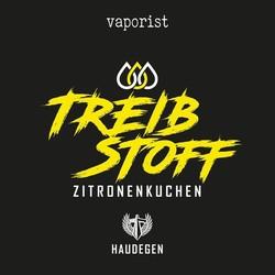 TREIBSTOFF - Zitronenkuchen - 100ml e-Liquid