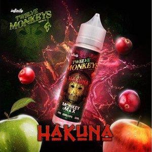 Twelve Monkeys Vapor Co. Hakuna (50ml) E-Liquid by Twelve Monkeys