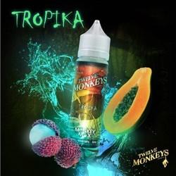 Tropika (50ml) E-Liquid by Twelve Monkeys