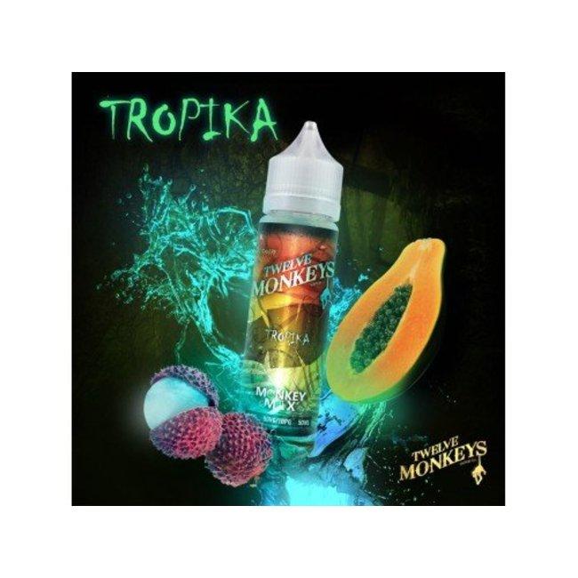 Twelve Monkeys Vapor Co. Tropika (50ml) E-Liquid by Twelve Monkeys