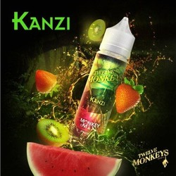 Kanzi (50ml) E-Liquid by Twelve Monkeys