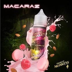 MacaRaz (50ml) e-Liquid by Twelve Monkeys