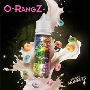 Twelve Monkeys Vapor Co. O-RangZ (50ml) E-Liquid by Twelve Monkeys