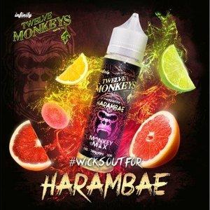 Twelve Monkeys Vapor Co. Harambae (50ml) E-Liquid by Twelve Monkeys