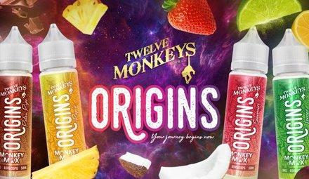 12 MONKEYS - ORIGINS