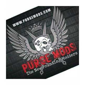 PURGE MODS WICKELMATTE by Purge Mods