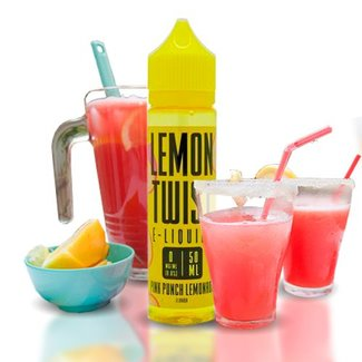 LEMON TWIST PINK PUNCH LEMONADE - LEMON TWIST E-LIQUID