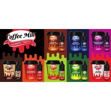 Coffee Mill USA Aromen