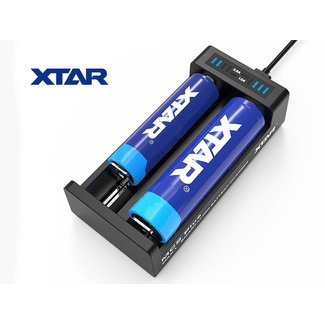 XTAR XTAR MC2 Plus Akkulader