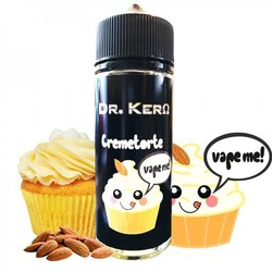 Dr. Kero - Cremetorte 100ml E-Liquid