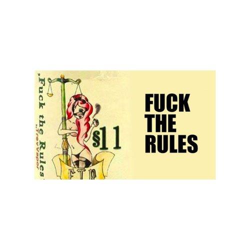 Fuck the Rules Aromen