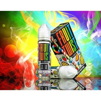 LEMON TWIST TROPICAL PUCKER PUNCH - FRUIT TWIST E-LIQUID