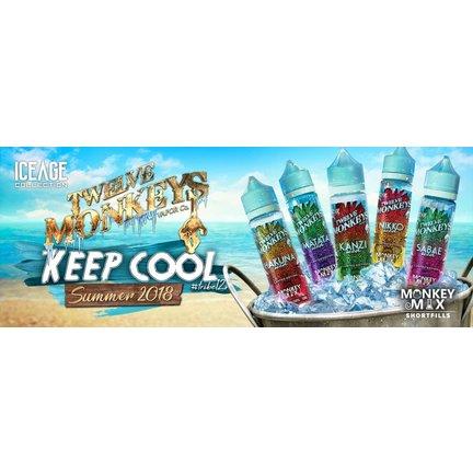 12 Monkeys E-Liquid - Keep Cool Serie