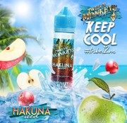 Twelve Monkeys Vapor Co. 12 Monkeys - Hakuna Iced - 65 VG 50ml