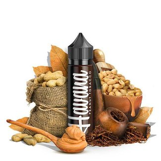 Humble Juice Co.  Havana Peanut Tobacco Eliquid