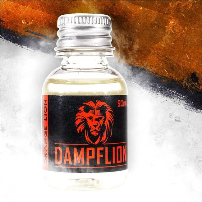 Dampflion Dampflion Aroma Orange Lion