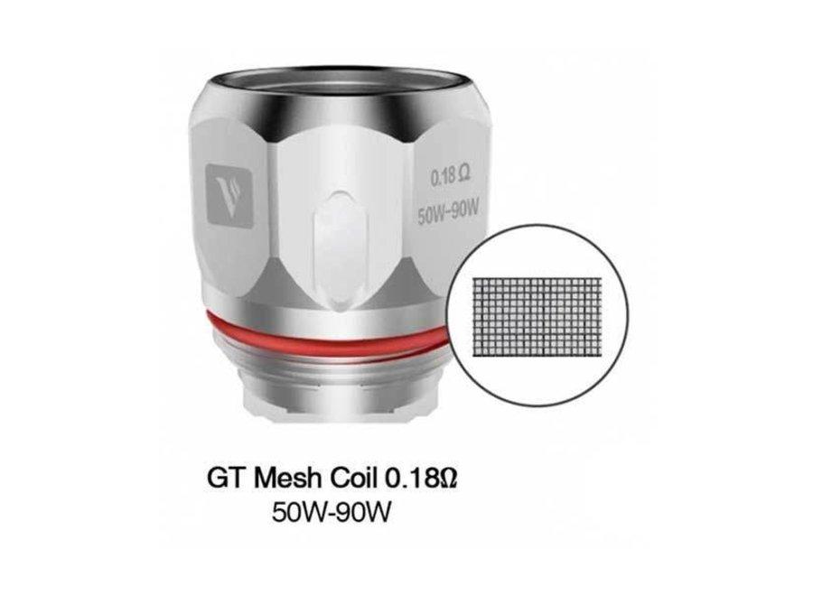 VAPORESSO GT MESH COILS - 3 PACK
