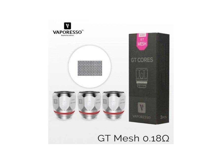 VAPORESSO GT MESH COILS - 3 STÜCK/PRO PACKUNG