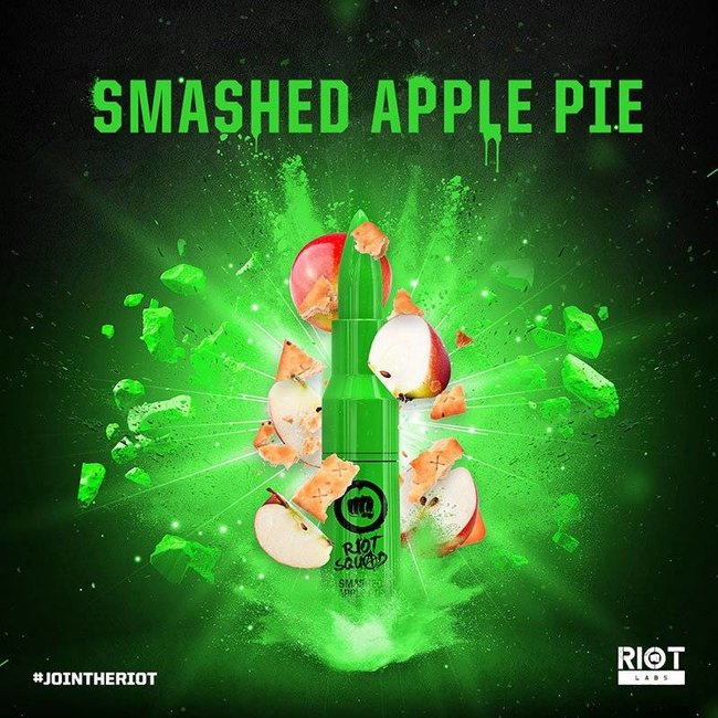 RIOT LABS LIQUIDS Riot Squad - Smashed Apple Pie