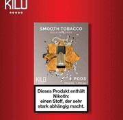 KILO Kilo 1K Smooth Tobacco Pods