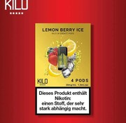 KILO Kilo 1K Lemon Berry Ice Pods