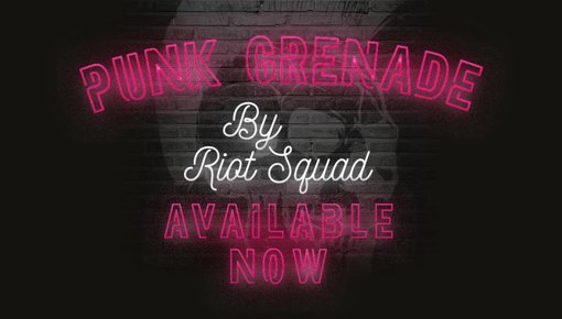 Punk Grenade e-Liquid Aromen by Riot Squad