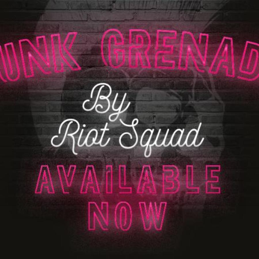 Punk Grenade by Riot Squad