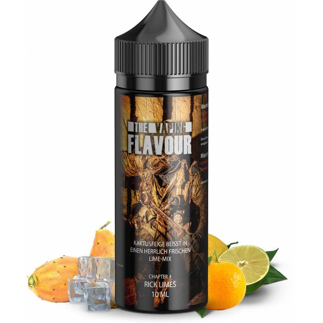 The Vaping Flavour The Vaping Flavour - Ch.4 Rick Limes