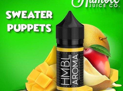 Humble Juice Co.  Sweater Puppets (30ml) Aroma