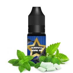 CHLOROPHYLLE Chewing Gum - 10ML BY FLAVOR HIT