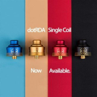dotMod dotRDA Single Coil by Dotmod